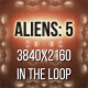 Aliens 5 - VideoHive Item for Sale
