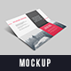 Bifold Brochure Mockup - GraphicRiver Item for Sale