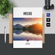 Simple Portfolio / Photobook Template - GraphicRiver Item for Sale
