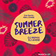 Sumer Breeze Party Flyer - GraphicRiver Item for Sale