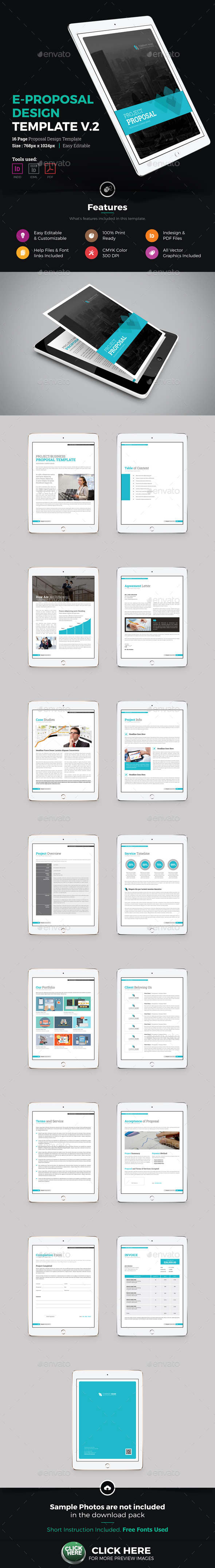 E-Proposal Design v2 - Digital Books ePublishing