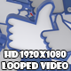 Facebook Likes Transition - VideoHive Item for Sale