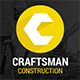 Craftsman Construction - ThemeForest Item for Sale