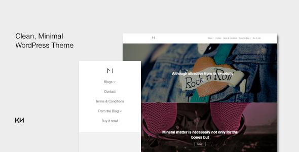 Monika – Multipurpose, Parallax Responsive HTML5/CSS3 Blog Theme