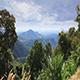Mountainous Landscape of Eastern Vietnam