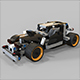 Lego Getaway racer - 3DOcean Item for Sale