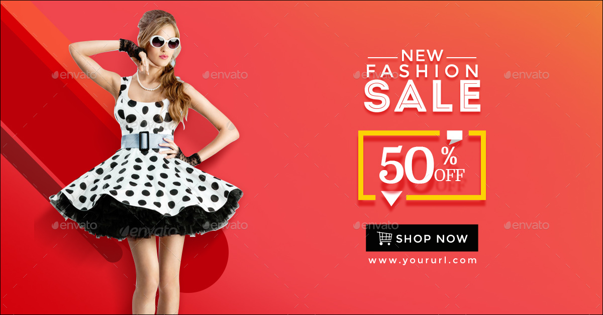 fashion sale banners by hyov
