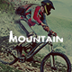 Mountain Bike - Creative Extreme Sports Theme