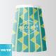 Half Waist Apron Mockup (3 Types)-02 - GraphicRiver Item for Sale