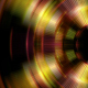 VJ Distorted Disk - VideoHive Item for Sale