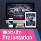 Dynamic Website Presentation Pack - VideoHive Item for Sale