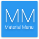 Material Design Responsive Dropdown Mega Menu Compatible Bootstrap With Font Awesome