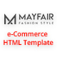 MayFair - eCommerce Fashion Template