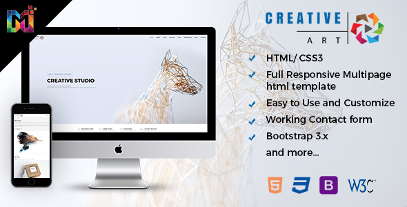 Creative Responsive Multipurpose Agency
