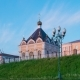 View of the Church on a Summer Morning - VideoHive Item for Sale