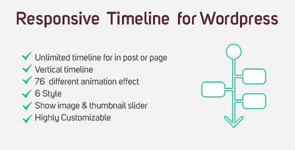 Responsive Timeline for Wordpress - CodeCanyon Item for Sale
