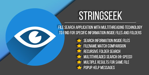 StringSEEK - CodeCanyon Item for Sale