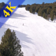 Skis Aerial View - VideoHive Item for Sale