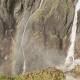 Waterfall Voringfoss in Norway