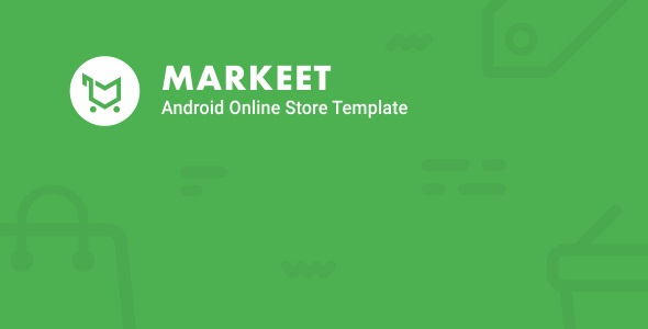 Markeet - Android Online Store 2.1 - CodeCanyon Item for Sale