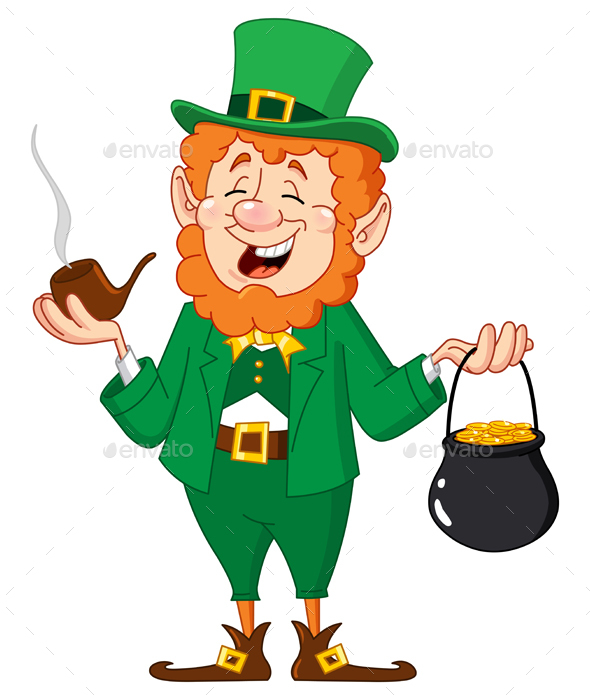 Leprechaun - Miscellaneous Seasons/Holidays