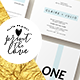 Wedding Invitation Suite - Klara - GraphicRiver Item for Sale