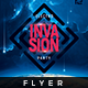 Electro Invasion - Flyer Template - GraphicRiver Item for Sale