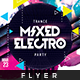 Mixed Electro - Flyer Template - GraphicRiver Item for Sale