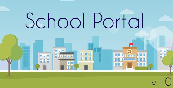SchoolPortal - School Management - CodeCanyon Item for Sale