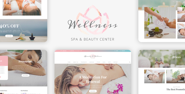 Beauty Pack – Wellness Spa & Beauty Massage Salons WP