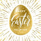 Easter Greeting Illustration - GraphicRiver Item for Sale