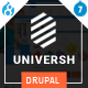 Universh - MultiPurpose Drupal 7 - 8 Theme Nulled