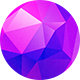 Neon Polygon Backgrounds - GraphicRiver Item for Sale