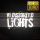 VJ Distorted Lights (Set 10)