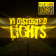 VJ Distorted Lights (Set 11)