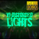 VJ Distorted Lights (Set 12)