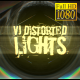 VJ Distorted Lights (Set 14) - VideoHive Item for Sale