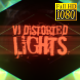 VJ Distorted Lights (Set 15)
