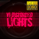 VJ Distorted Lights (Set 17)