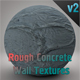 Rough Concrete Wall Textures Pack - 3DOcean Item for Sale