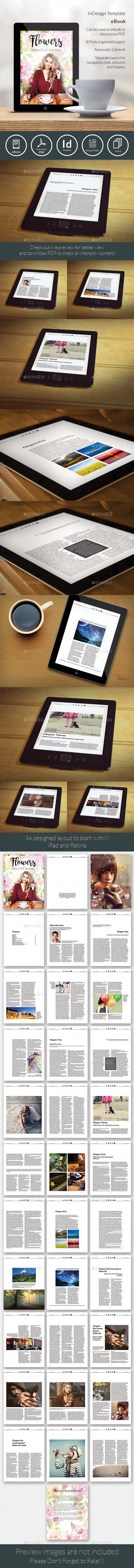 E-Book Template No3 - ePublishing