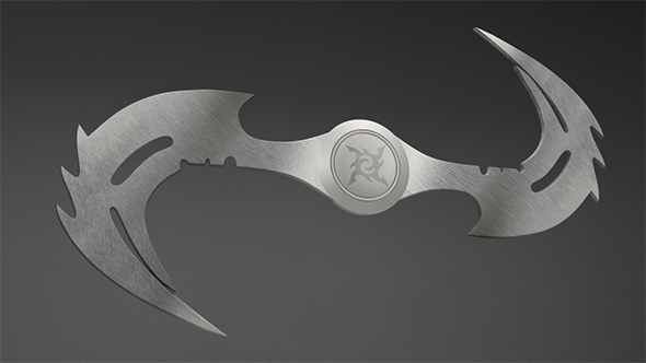 Blade - 3DOcean Item for Sale