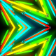 Light Neon Colored Kaleidoscope - VideoHive Item for Sale