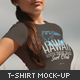 T-Shirt Mock-Up - GraphicRiver Item for Sale