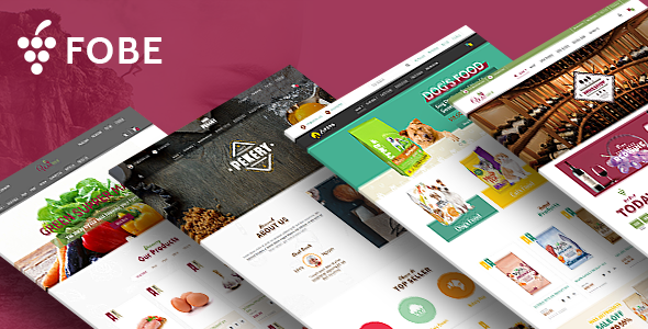 Image of Vina Fobe - Multipurpose Responsive VirtueMart Template