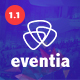 Eventia - Event Management WordPress Theme - ThemeForest Item for Sale