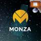 Monza - Keynote Presentation Template - GraphicRiver Item for Sale
