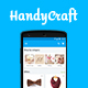 HandyCraft Shop Material UI kit - GraphicRiver Item for Sale