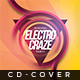 Electro Craze - Cd Artwork - GraphicRiver Item for Sale