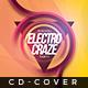 Electro Craze - Cd Artwork